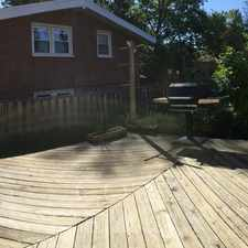 Rental info for 4027 Greenwood Street in the Evanston area