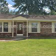 Rental info for Newly Renovated! in the Okolona area