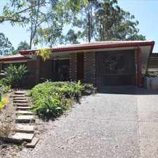 Rental info for Renovated Family Home - Mansfield State High Catchment - Convenience