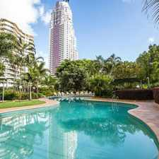 Rental info for 5TH FLOOR ONE BEDROOM FULLY FURNISHED UNIT IN GREAT LOCATION in the Gold Coast area