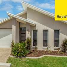 Rental info for SENSATIONAL 4 BEDROOM FAMILY HOME