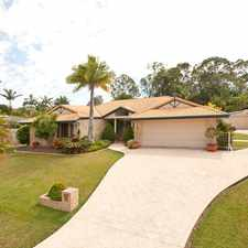 Rental info for EXECUTIVE STYLE HOME IN GREAT LOCATION! in the Brisbane area