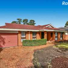 Rental info for Modern Family Residence in Great Locale! in the Wantirna area