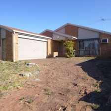 Rental info for Close to Schools, Shops and Public transport! in the Skye area
