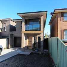 Rental info for BRAND NEW 4 BEDDER! in the Fairfield Heights area