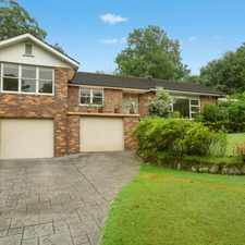 Rental info for Walk to Rail! in the Turramurra area
