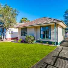 Rental info for OPEN FOR INSPECTION SATURDAY 23RD SEPTEMBER TBA in the Rosehill area