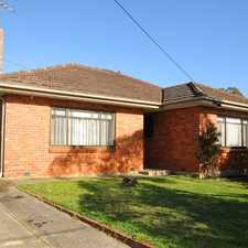 Rental info for AMAZING 3 BEDROOM HOUSE!! 6 MOTH LEASE! in the Bentleigh East area