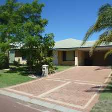 Rental info for GREAT SIZE FAMILY HOME in the Success area