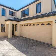 Rental info for FABULOUS 2 STOREY HOME IN GREAT LOCATION... in the Perth area