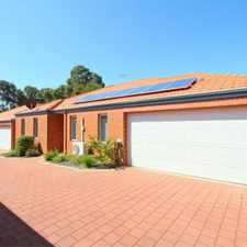 Rental info for Impressive Modern Villa in the Gosnells area