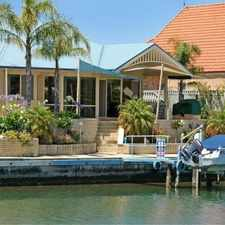 Rental info for ON THE CANALS PRIVATE JETTY INCLUDED CLOSE TO TOWN