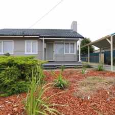 Rental info for Refurbished Home in the Bunbury area