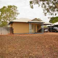 Rental info for Great Family Home in the Broome area