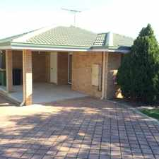 Rental info for JUST PERFECT in the Bicton area