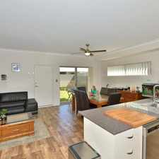 Rental info for A Quiet Street in Frasers Landing in the Coodanup area