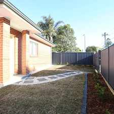 Rental info for Brand New Granny Flat in Handy Location in the Rydalmere area