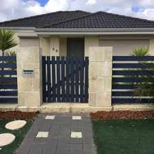 Rental info for Totally Renovated Easy Care Home in the Perth area