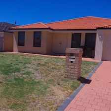 Rental info for Huge House, Games Room, Superb Street in the Perth area