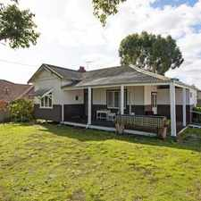Rental info for Absolutely amazing location! in the Ascot area