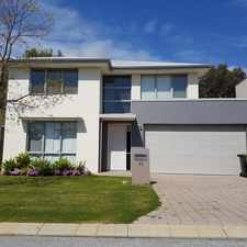 Rental info for Executive Style Living in the Perth area