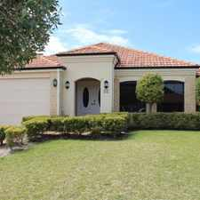 Rental info for Feature Packed Home - Anchorage Estate in the Perth area
