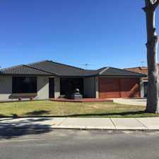 Rental info for HOT Property!! in the Ballajura area