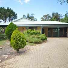 Rental info for Love Wildlife? Quarter Acre block with nice home waiting for you! in the Perth area