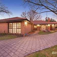 Rental info for Superb Single Level Retreat Near Parks and Schools