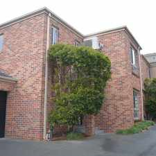 Rental info for MODERN STYLISH TOWNHOUSE in the Melbourne area