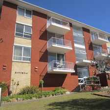Rental info for Renovated Two Bedder with Water Views in the Malabar area