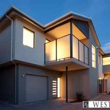 Rental info for Contemporary and stylish 3 bedroom 2 bathroom townhouse