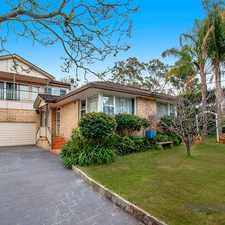Rental info for IDEAL HOME FOR A LARGE FAMILY in the Sydney area
