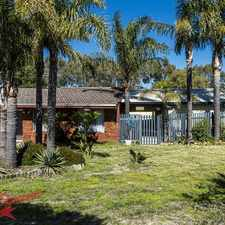 Rental info for Easy Living in the Perth area
