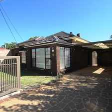 Rental info for Family Home In Peaceful Street