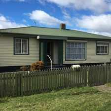 Rental info for Very Tidy and Fresh Family Home!
