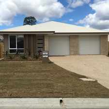Rental info for Three Bed Home In Well Sought After Area in the Brisbane area