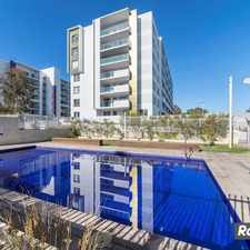 Rental info for Modern Apartment in the Belconnen area
