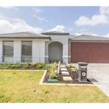 Rental info for BRAND NEW 4X2X2 HOME in the Ellenbrook area