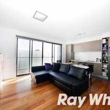 Rental info for Modern Living in Stylish Apartment in the Chadstone area