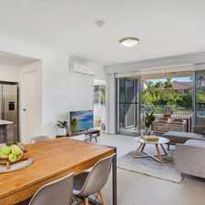 Rental info for STYLISH APARTMENT IN POPULAR VARSITY LAKES in the Robina area