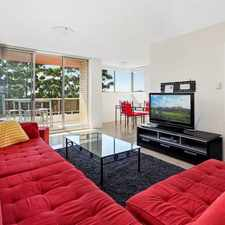 Rental info for Semi Furnished with Expansive Views in the Caringbah area