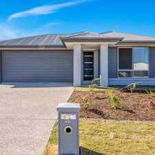 Rental info for Brand New & Ready For Immediate Occupancy! in the Karalee area