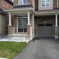 Rental info for 105 Baffin Crescent in the Brampton area