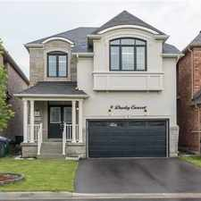 Rental info for 9 Dunley Crescent in the Brampton area