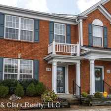 Rental info for 601 Old Hickory Boulevard Unit 59