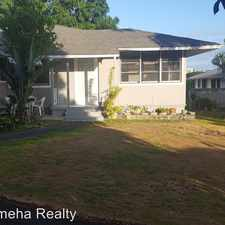 Rental info for 2123A Oahu Avenue in the Makiki - Lower Punchbowl - Tantalu area