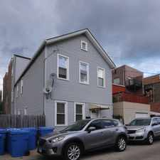Rental info for 1518 West Pearson Street #ONE in the Noble Square area