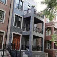 Rental info for 2551 West Cortez Street #2F in the Humboldt Park area