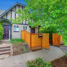 Rental info for 2608 East Cherry Street in the Seattle area